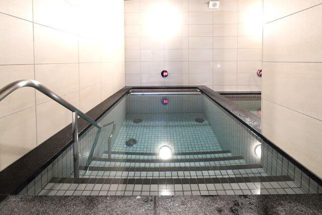 サウナイーグル 水風呂