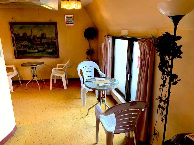 サウナジャンボ 休憩室