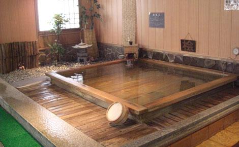 サウナジャンボ お風呂