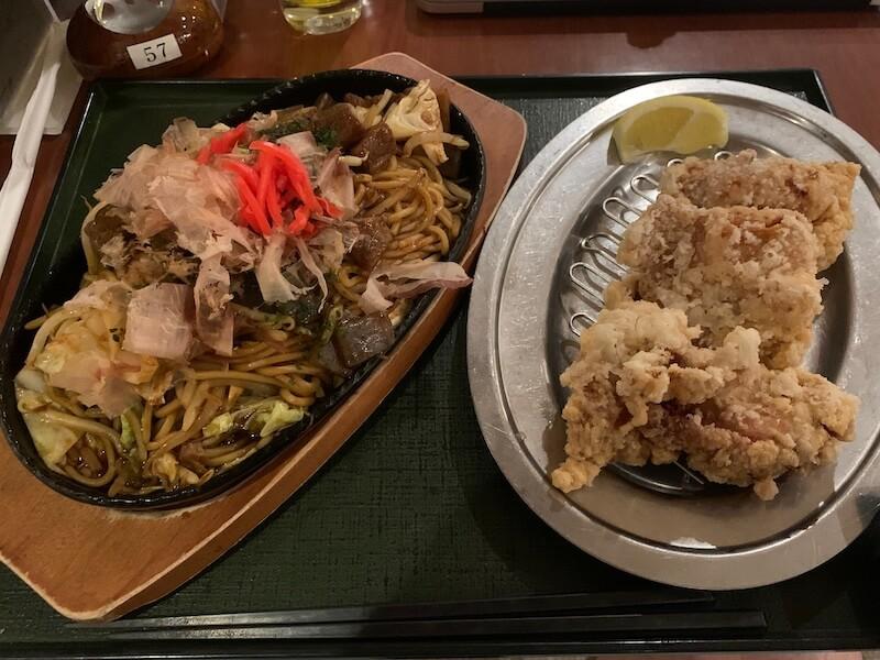 神戸サウナ&スパ サウナ飯