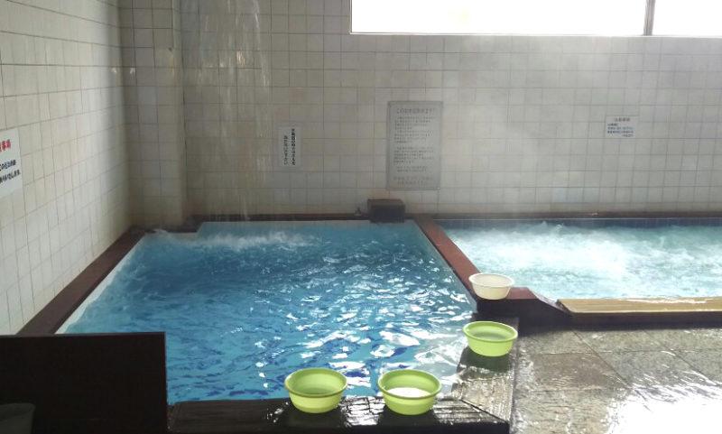 サウナしきじ 水風呂