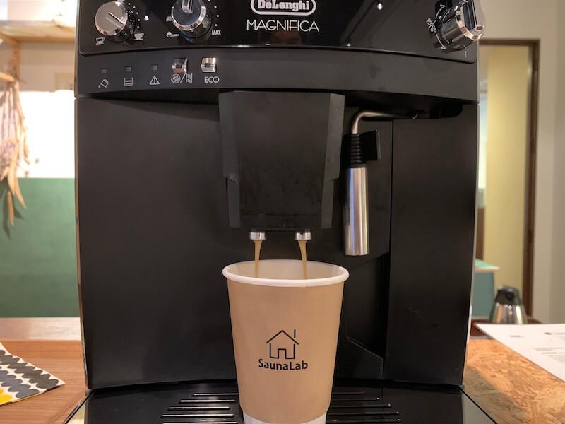 サウナラボ コーヒー