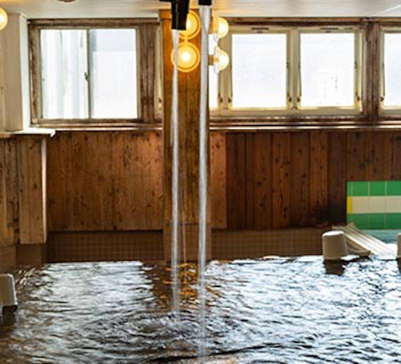神戸クアハウス 水風呂